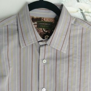 Joseph Abboud Men's Dress Shirt sz. XL NWOT